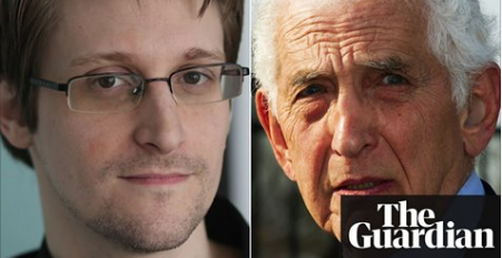 Snowden and Ellsberg